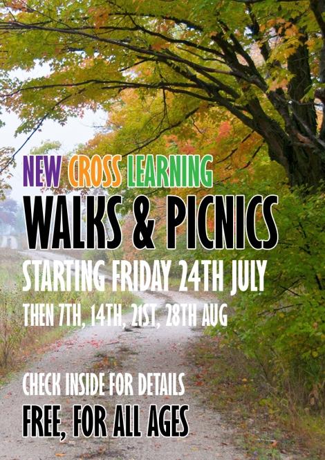 walks picnics