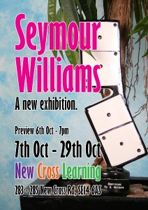 Seymour Williams Exhibition