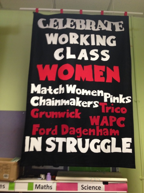 Celebrate Working Class Women